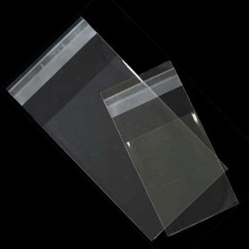 Bolsas Polipropileno con solapa adhesiva