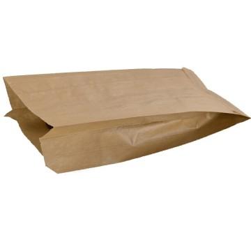 Bolsas de papel kraft para bollería -...