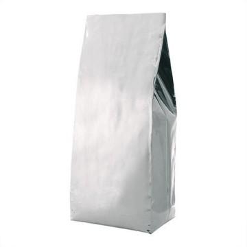 Bolsa de aluminio con fuelle lateral