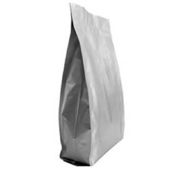 Bolsa doypack de aluminio con fuelle lateral