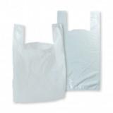 Bolsas de plástico polietileno de alta y baja densidad